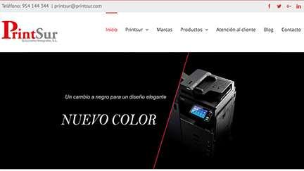 Venta Impresoras Oficina
