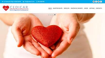 Web médicos en Cordoba