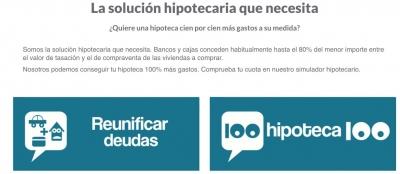 pagina web sobre reunificar deudas en Sevilla