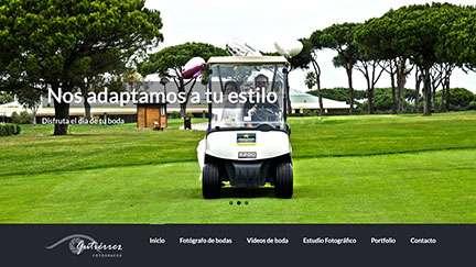 diseño web para fotografos Cordoba