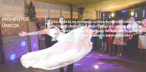 pagina para fotografos de Cordoba