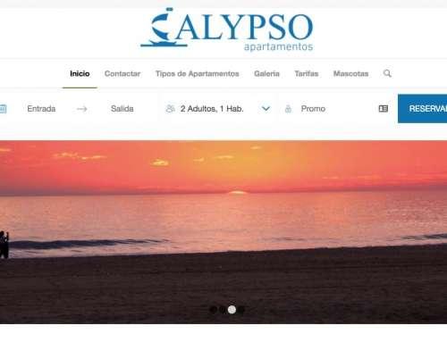 Páginas web para hoteles y apartamentos