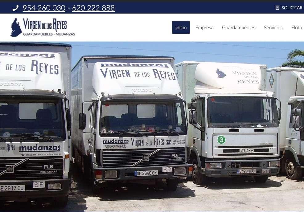 Empresa de mudanzas en Sevilla